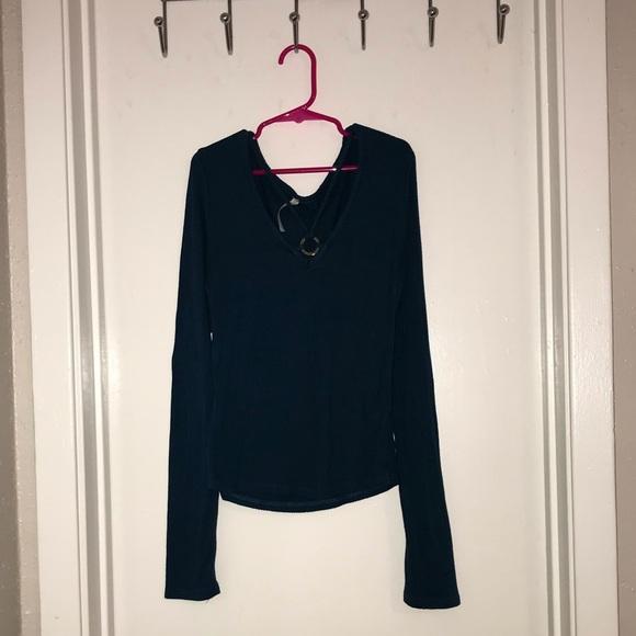 Chocolate Tops - Long sleeve shirt